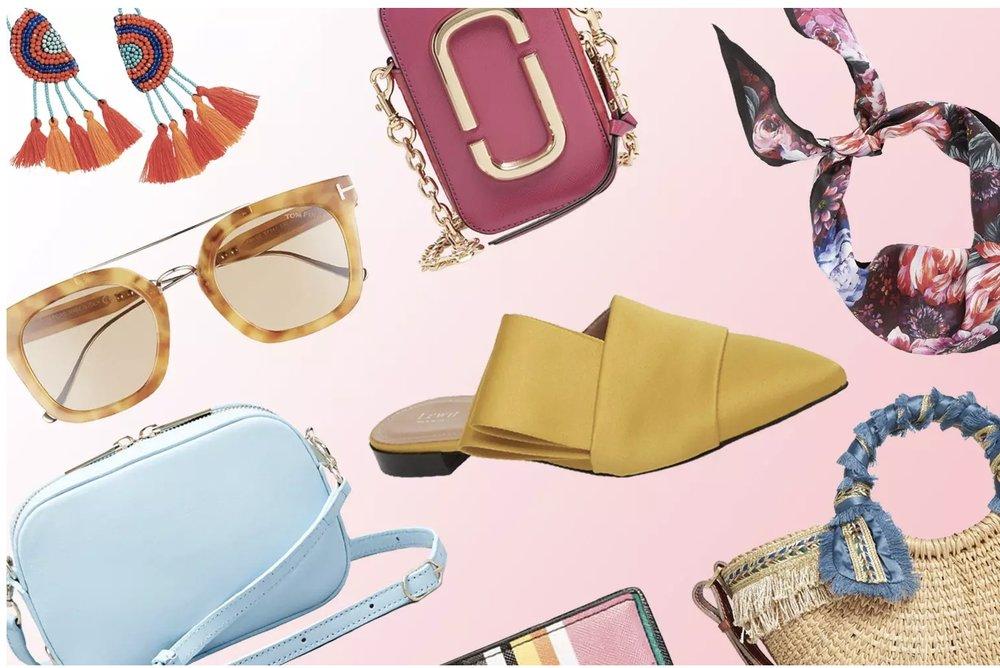 FASHION - Jazz up your summer wardrobe