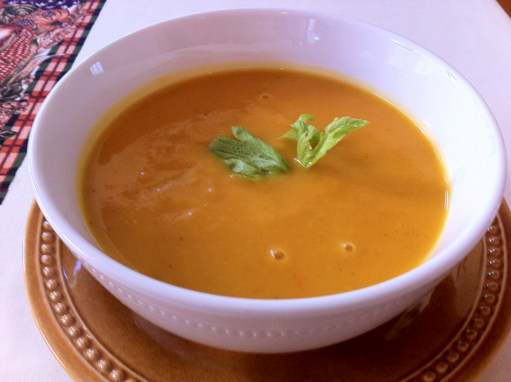 Food - Autumn Soups