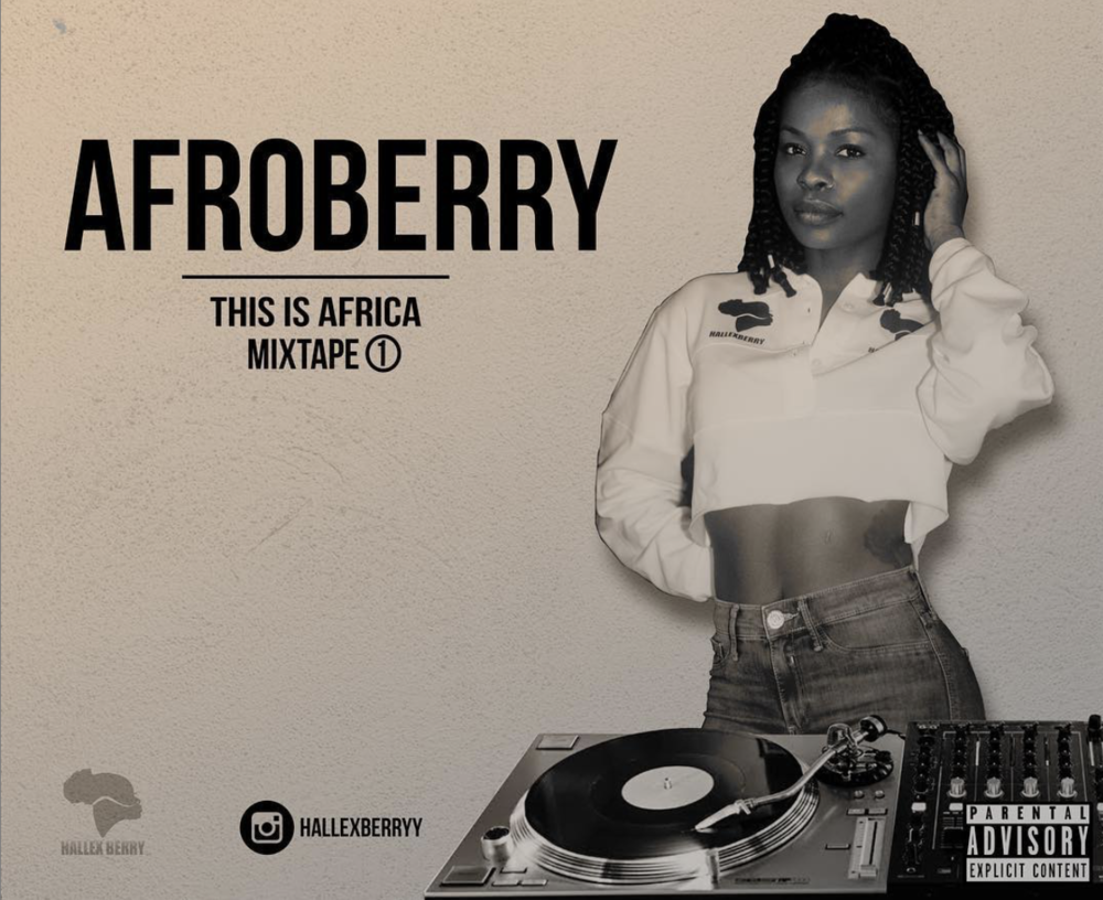 The AFROBERRY- This Is Africa Mixtape