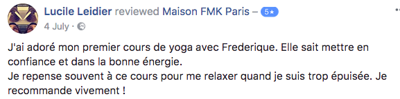 avis yoga nidra tutu therapy
