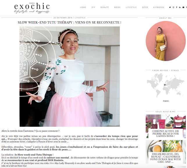 LE MEDIA EXO CHIC PARIS