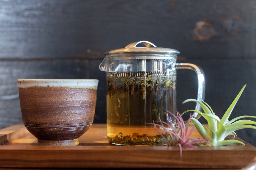 Tea - Explore our extensive collection of loose leaf teas steeped to perfection