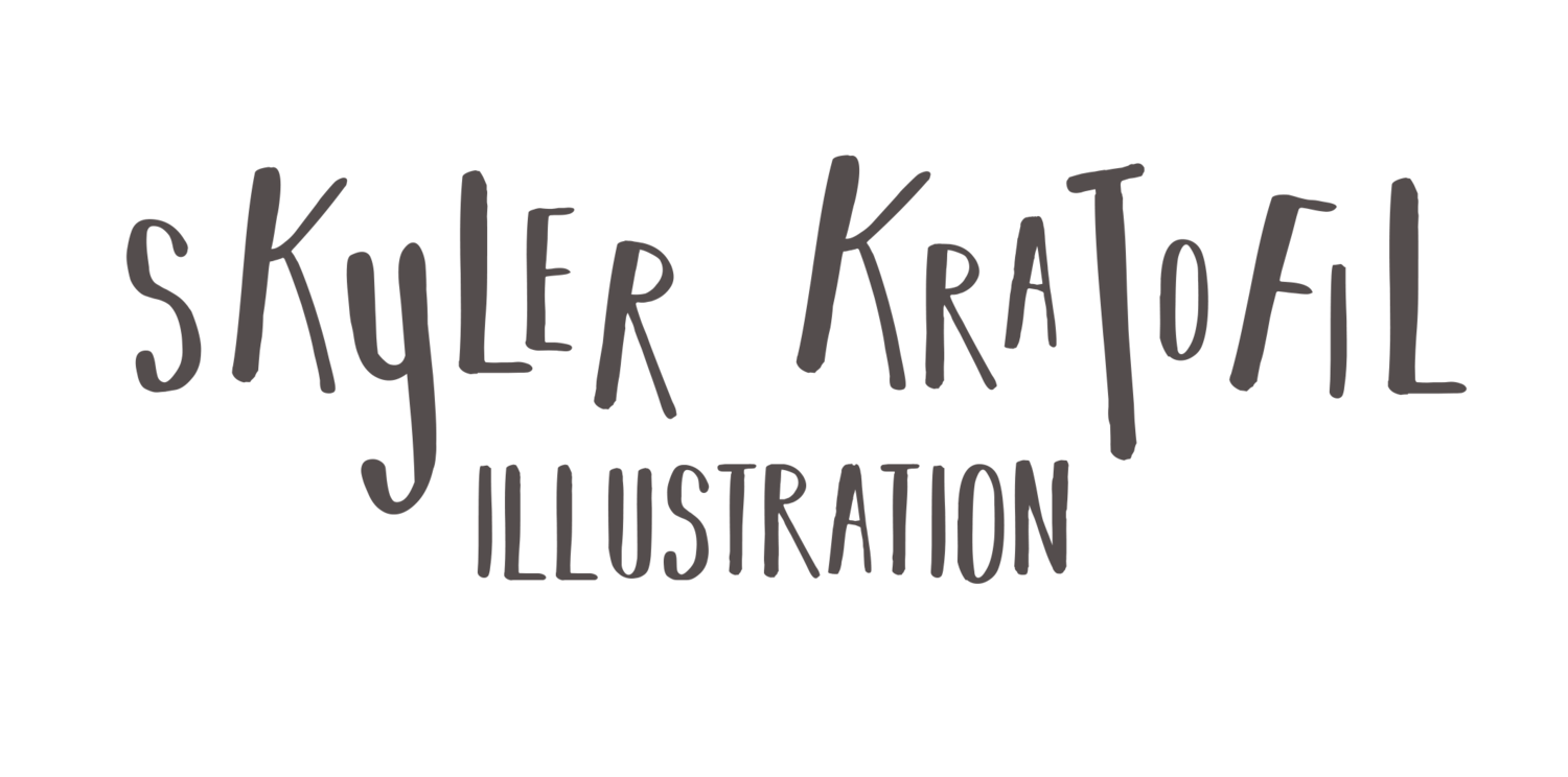 Skyler Kratofil Illustration