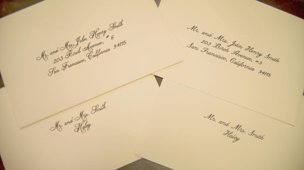 Best envelopes images calligraphy envelope