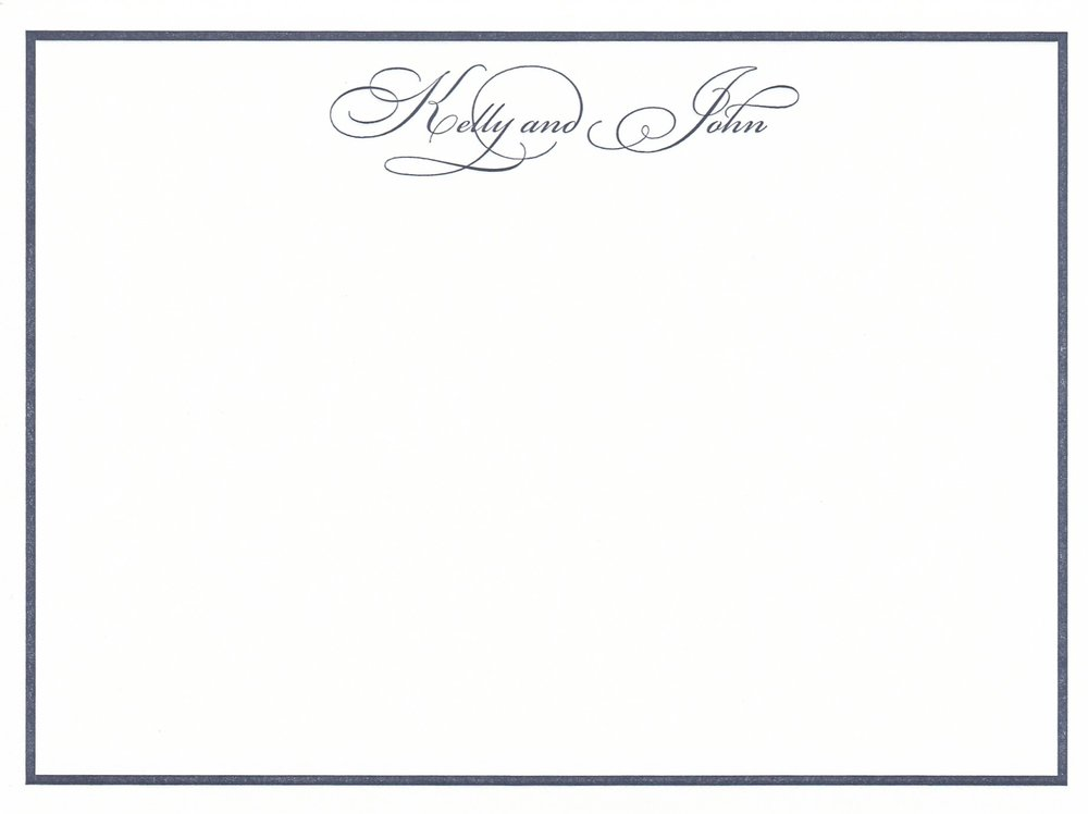 125WREC TS 32W Single Line Border Midnight Ink Sample 18