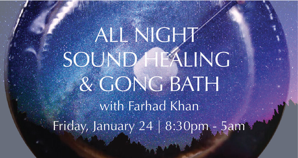All Night Gong Bath