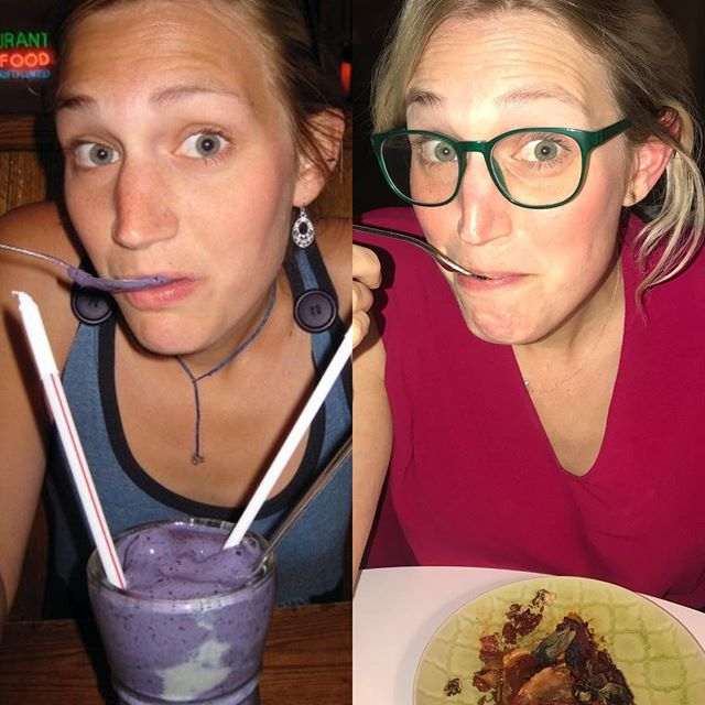 Not much has changed. #2009vs2019