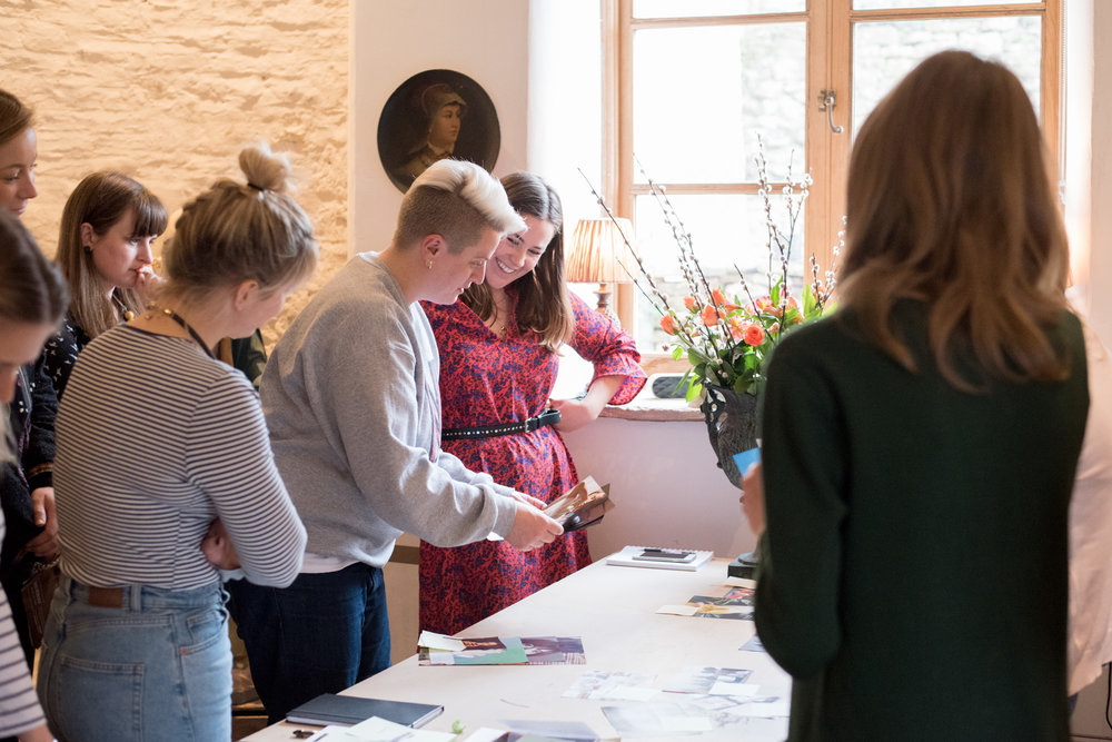Weekend:IN How to build a brand event - Creative business workshop