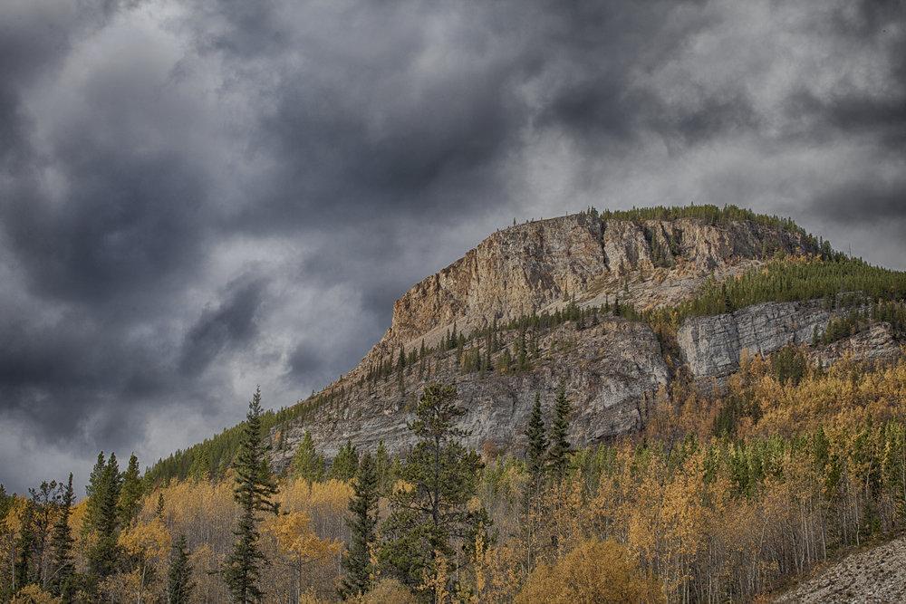 Yukon Landscape - Across the Blue Planet