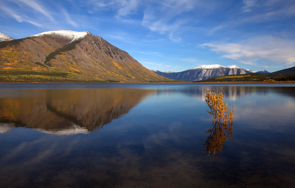 Carcross - Across the Blue Planet