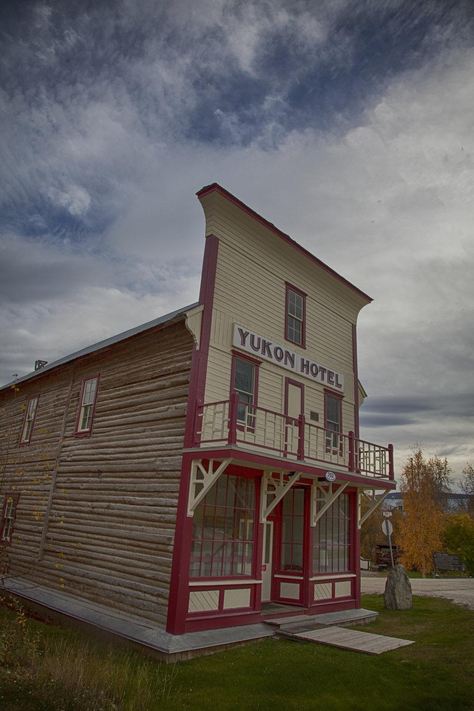 Yukon Hotel - Across the Blue Planet
