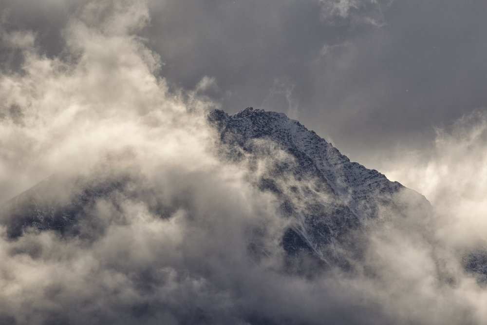 Misty Mountain - Across the Blue Planet