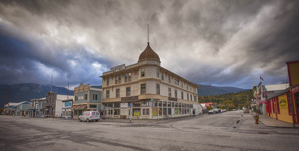 Main Street, Skagway - Across the Blue Planet