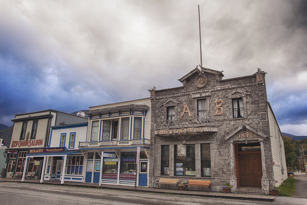 Arctic Brotherhood, Skagway Alaska - Across the Blue Planet