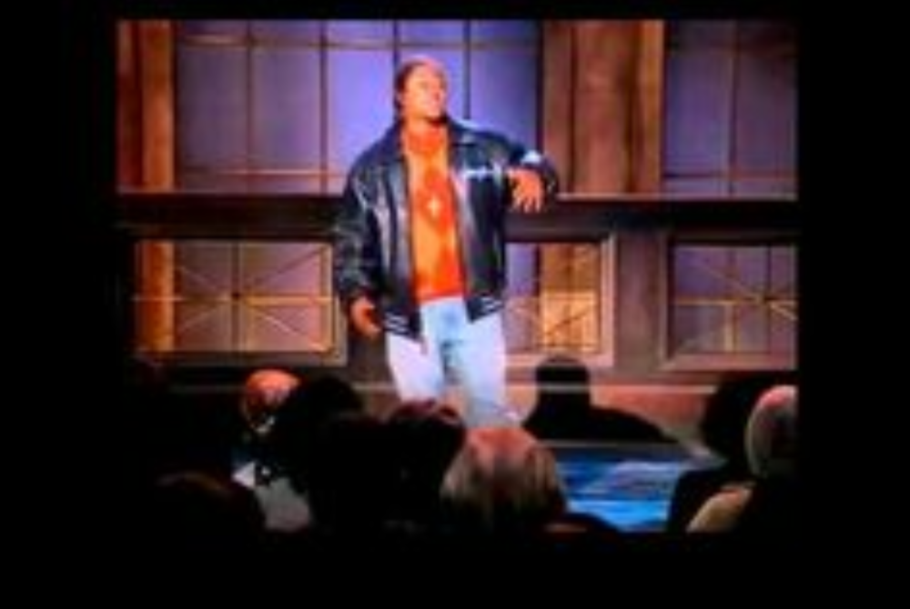 Abyss performing on Def Poetry Season One
