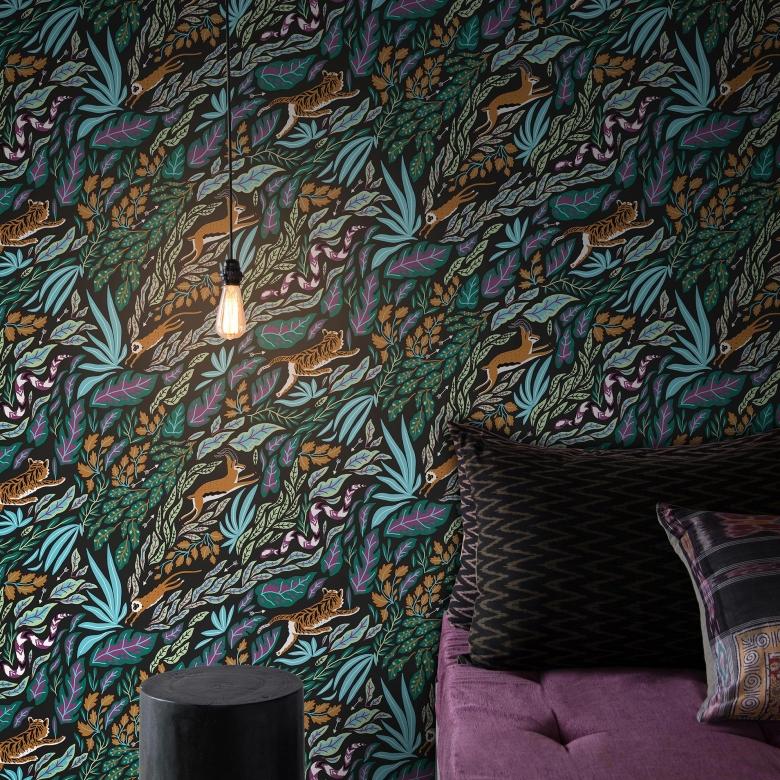 Design Board Living Jungle Wallpaper.jpg