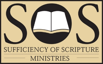 Sufficiency of Scripture Ministries