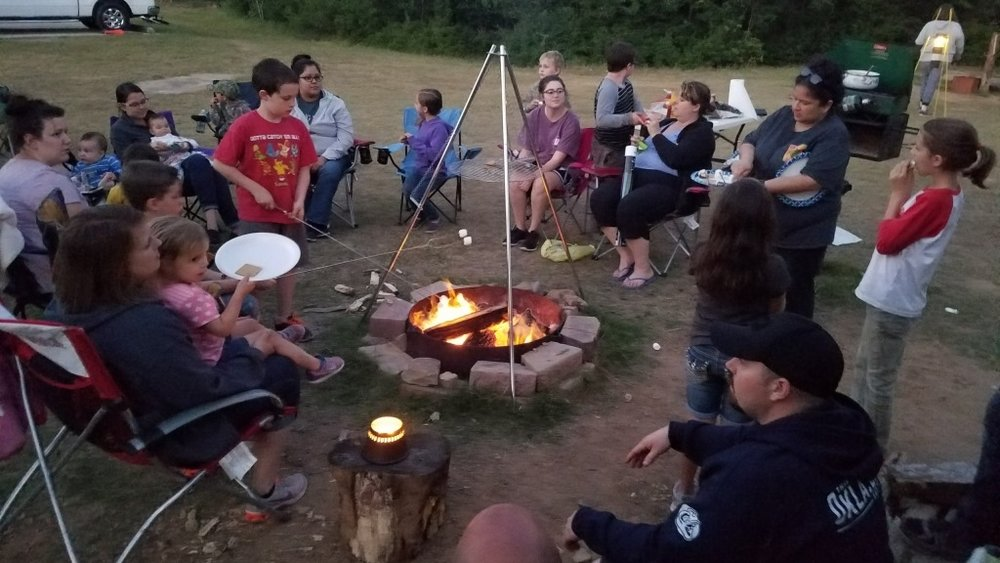 Church Campout - April 5-7 | Cleburne State Park