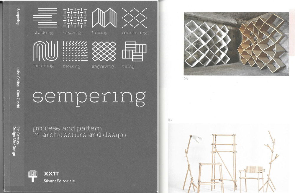 SEMPERING - Catalogue of TRIENNALE EXHIBITION