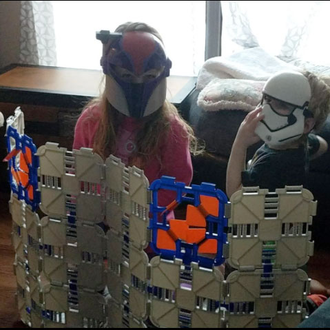 Cool Nerf Party Accessory