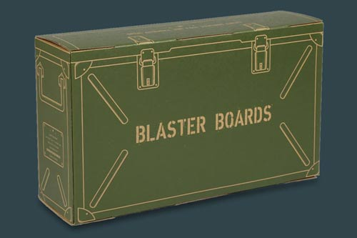 BLASTER BOARDS -  1 PACK