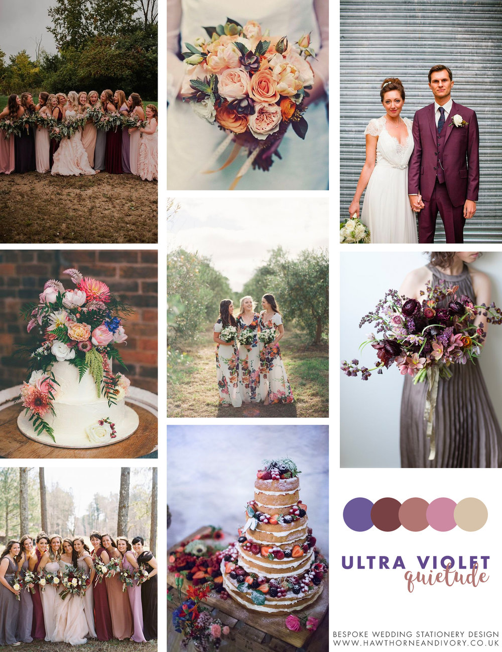 ultra violet pantone quietude wedding colour palette.jpg