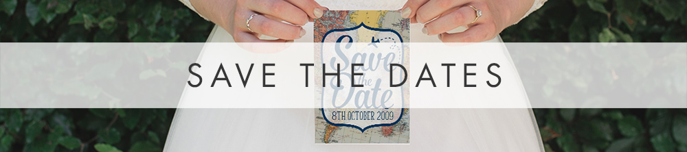 Vintage Maps Save The Date - travel destination wedding stationery suite uk - Hawthorne and Ivory