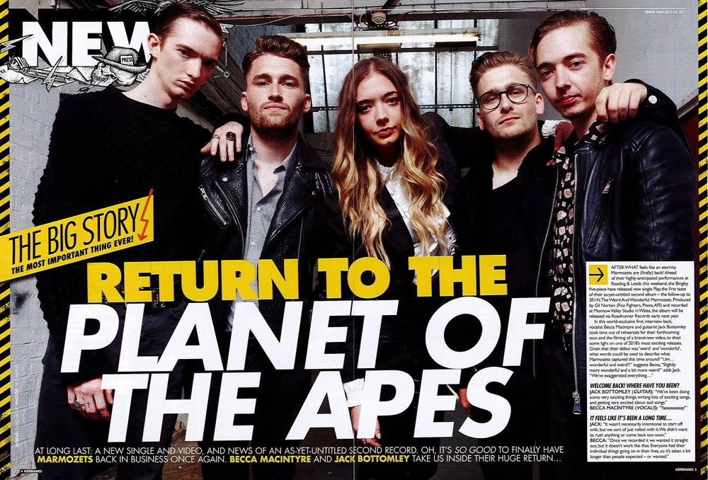 Kerrang - August Issue