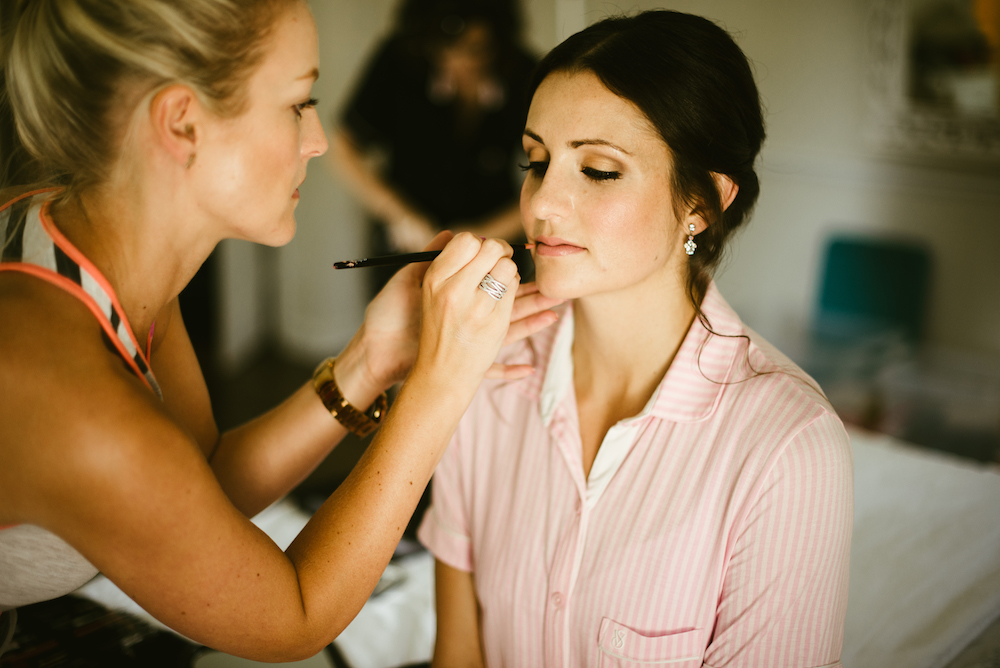 Wedding Makeup Artists in Atlanta