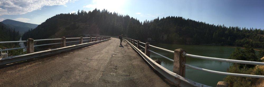 Britton Dam