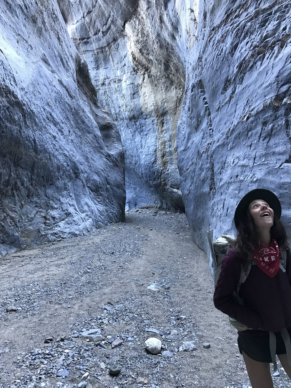 My face when I saw Marble Canyon