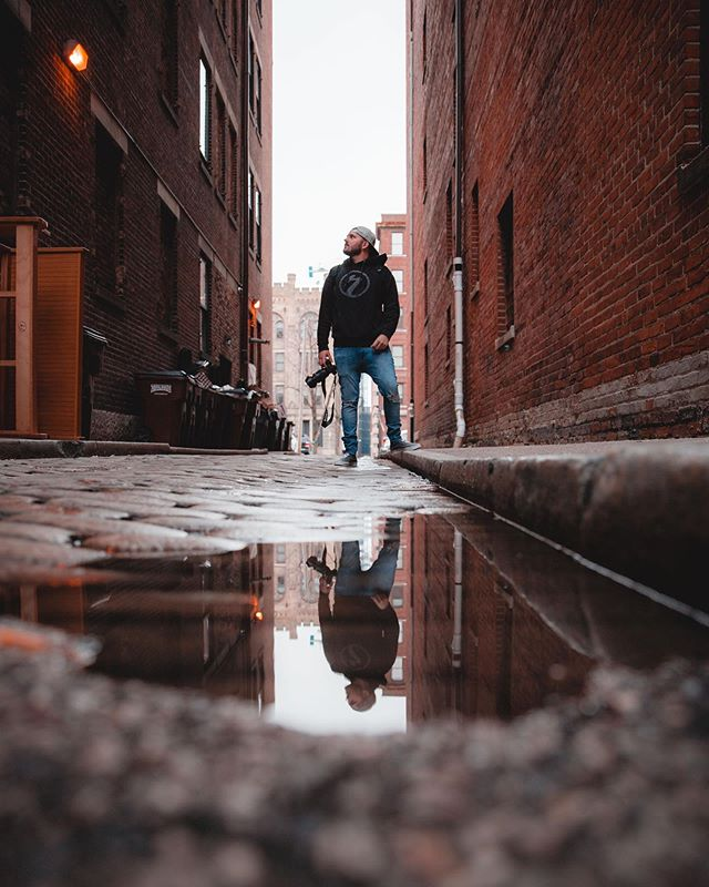 Puddle reflection ft. @imnotagiraffe ————————————————— - ————————————————— Go check out my premium Lightroom Presets. Only available on my website: www.jakeblucker.com _______________________________________ - - - #streetphotography #ThisisMyCommunity #lovethis #BDTeam #lensbible #peoplescreative #liveauthentic #visualsoflife #discoverearth #lifeofadventure #neverstopexploring #ourcamplife #adventure #illgrammers #explore #MoodyGrams #Airbnb #Artofvisuals #usaprimeshot #AGameofTones #TheImaged #MobileMag #CreateCommune #FatalFrames #urban #heatercentral #earthpix #earth #city #moody