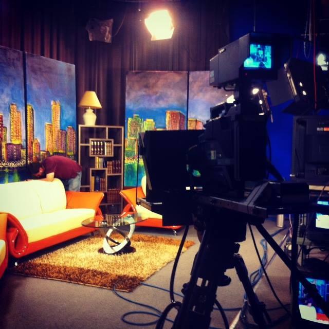Inside Polvision Studios