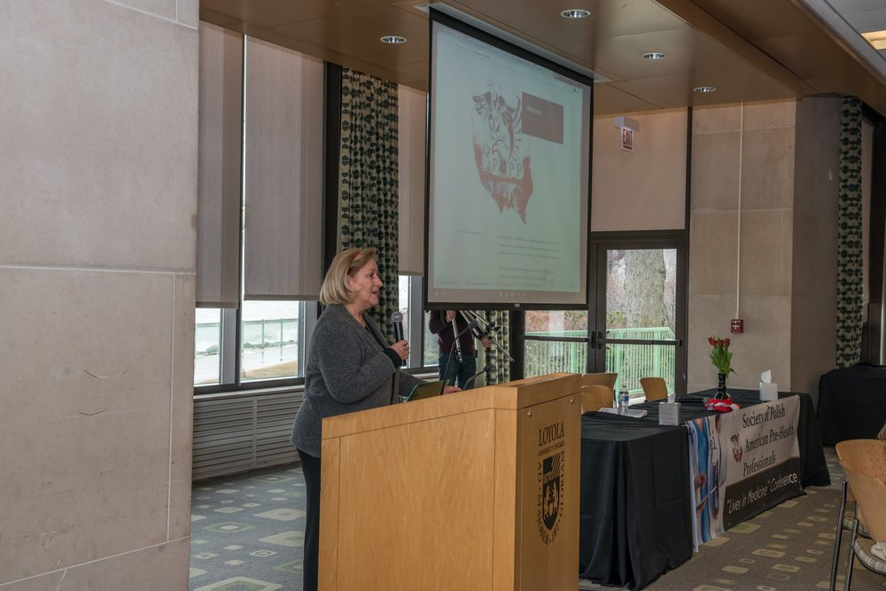 Bozena Nowicka McLees of the Polish Studies Program at Loyola University Chicago explains the importance of learning the Polish language to help you in your career, especially in a career in healthcare.