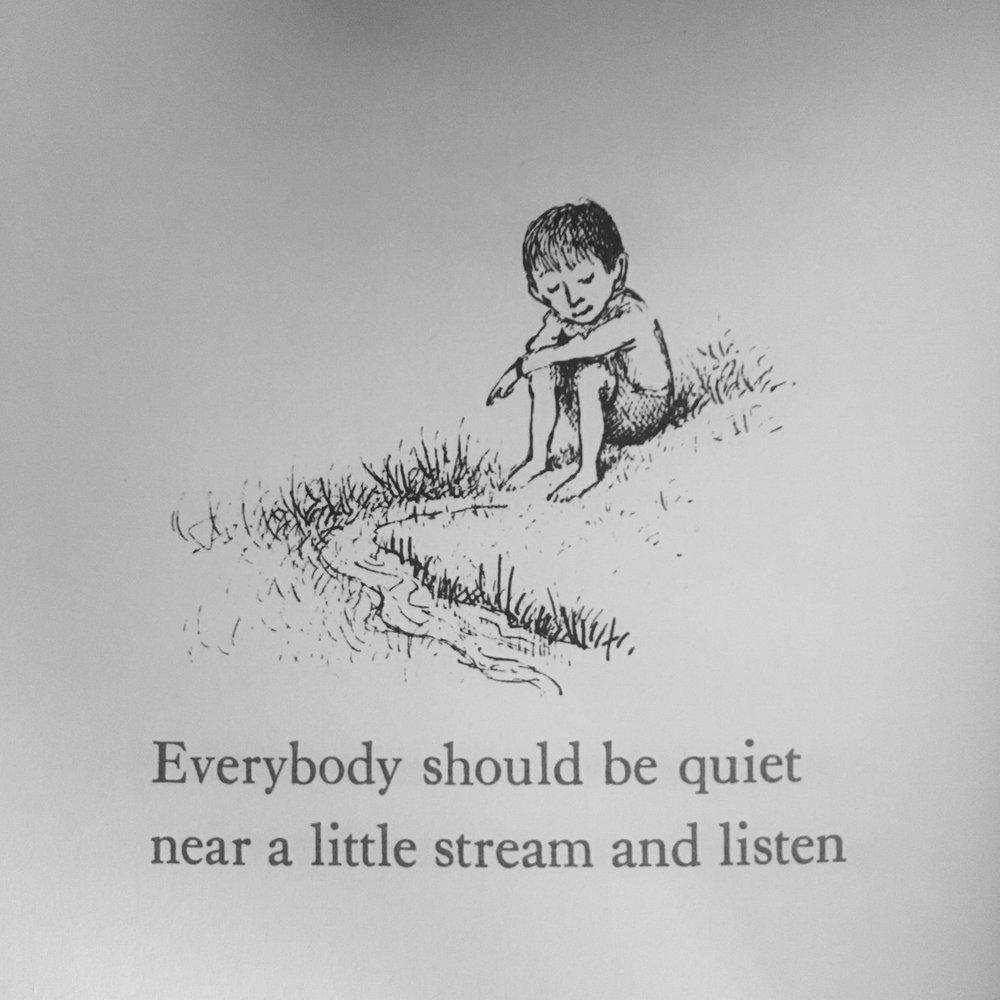 Maurice Sendak, from  Open House for Butterflies  (1960).