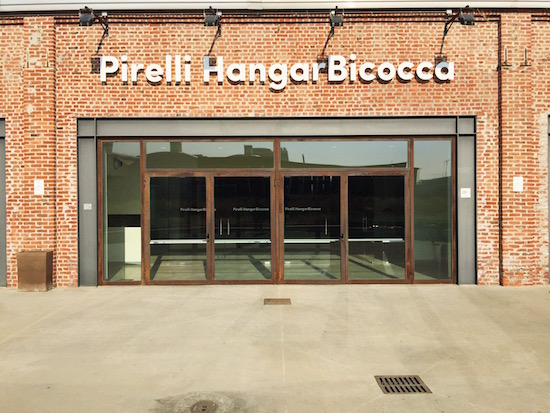 Pirelli Hangar Bicocca - Pirelli Hangar BicoccaVia Chiesa 2 (+39) 02 66 11 15 73Thursday through Sundays, 10 am to 10pmFree entrance
