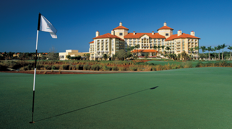 The Ritz-Carlton Golf Resort, Naples.  Credit: The Ritz-Carlton Hotel Company LLC