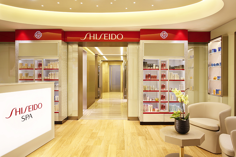 Shiseido Spa Milan.  Credit: Excelsior Hotel Gallia, A Luxury Collection Hotel