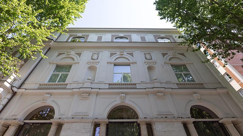 Palazzo Merulana.  Credit: Palazzo Merulana