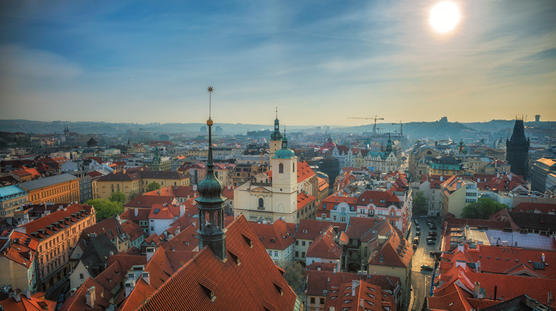 Prague.  Credit: Prague City Tourism