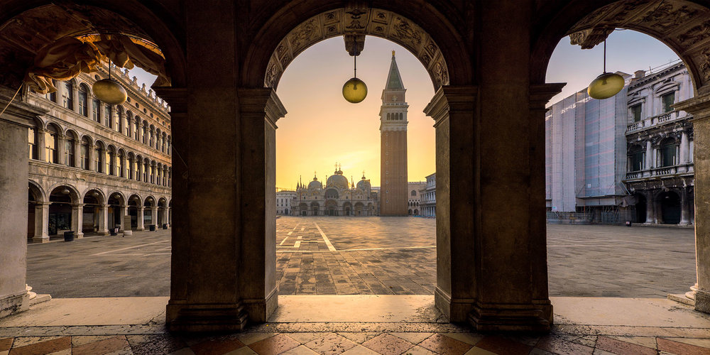 St. Mark's Square. (Photo: Getty Images)
