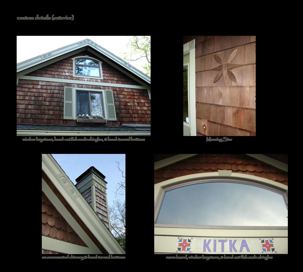 custom details (exterior)