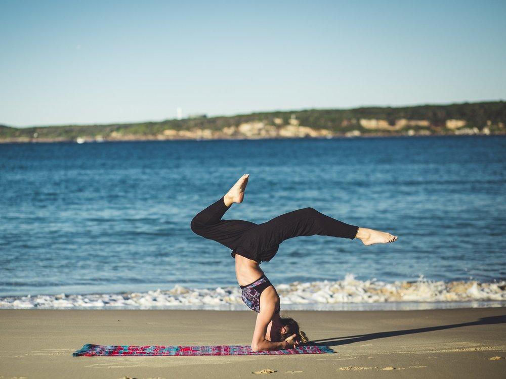 Greatness Foundation Yoga