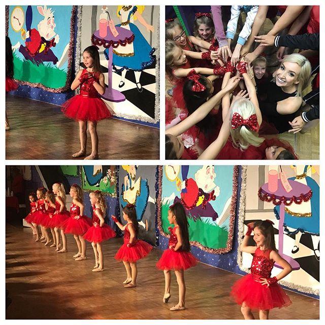 You girls rocked it tonight!! 💕 #sdfdazzle #sdfholidayshow