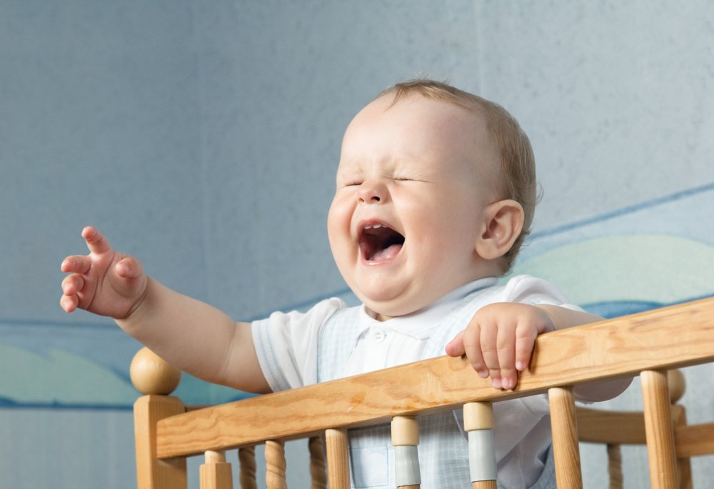 Make it stop! - If you're ready to teach your little one to sleep independently, schedule a FREE 15-minute discovery call NOW. What have you got to lose, besides the bags under your eyes?Click HERE.