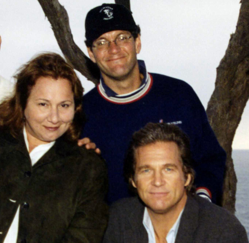 Steven Sharpe, Mimi Leader, and Jeff Bridge   Dreams first PSA was shot on film by acclaimed Director Mimi Leder, Steven Sharpe the first Chief Operations Director, and featured actor Jeff Bridges, a founding Ambassador active with first administration.