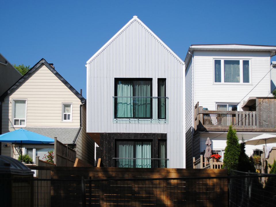 Woodfield Road Leslieville Renovation + Addition