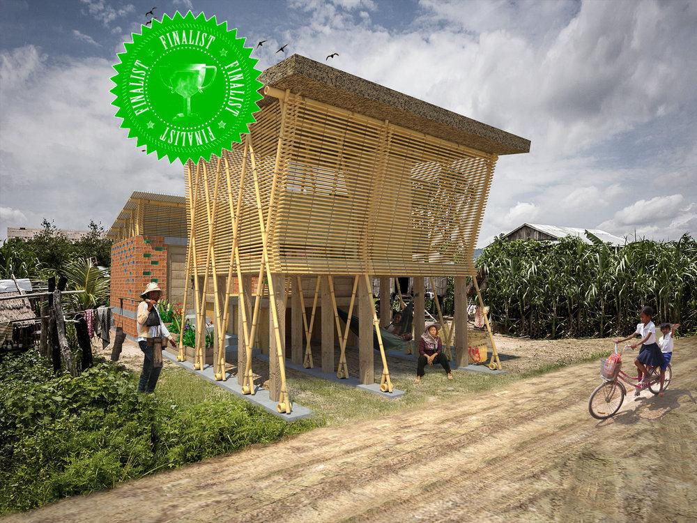 Habitat for Humanity: Cambodia Cambodian Sustainable Housing