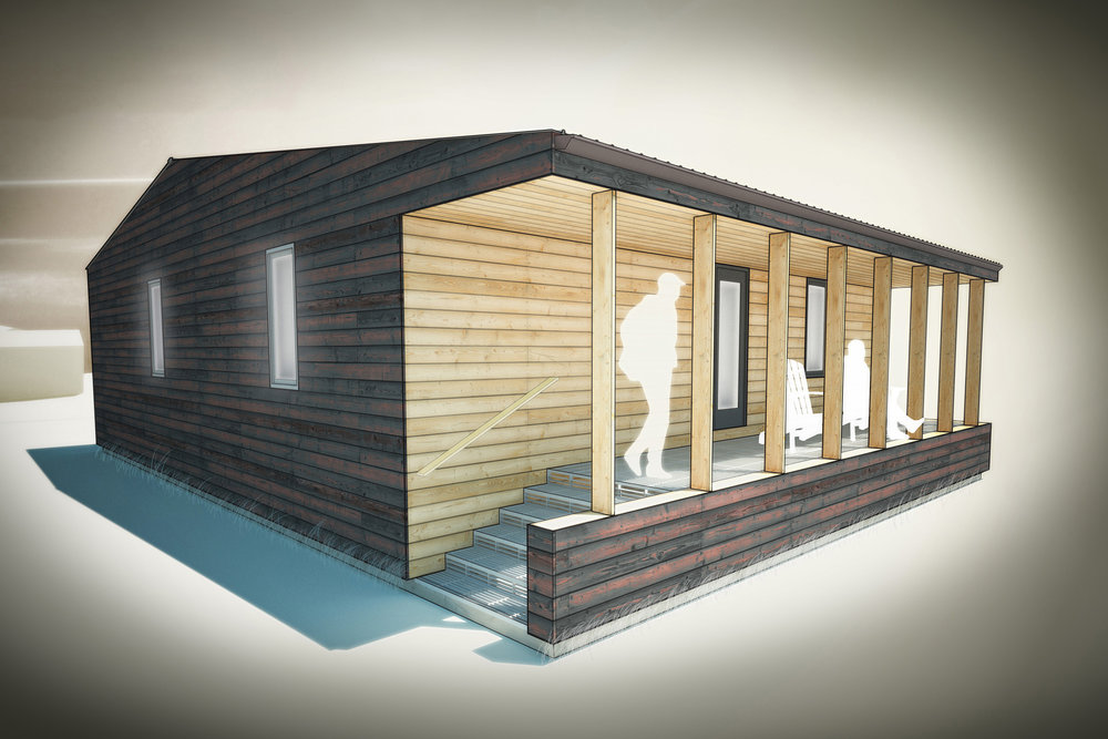 Aleutian Islands Living Building Challenge Alaska