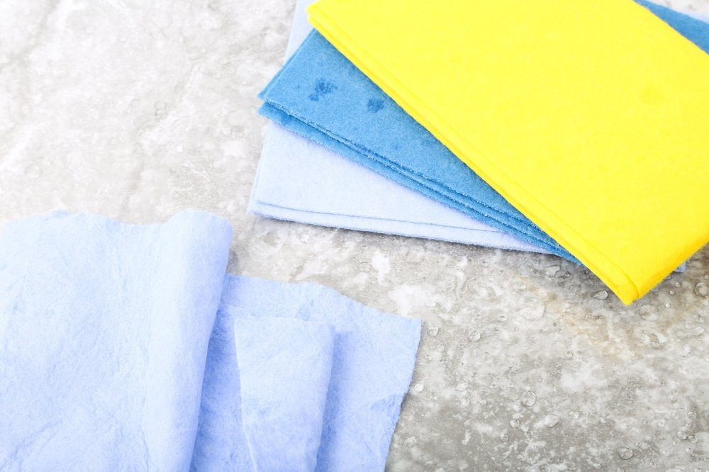 The Original Reusable Paper Towels: - • Machine washable up to 300 times• 1 towel = up to 15 rolls of paper towels• 100% biodegradable in 12 weeks in active microbial soil
